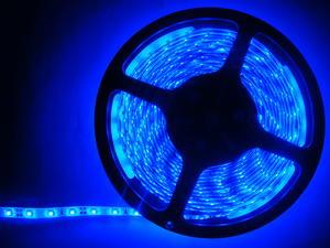 LED List/strip 3528 Blå, IP65