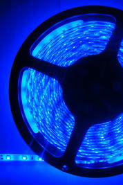 LED List/strip 5050 Blå, IP65
