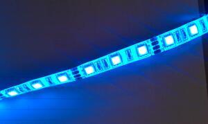 LED List/strip 5050 RGB IP65