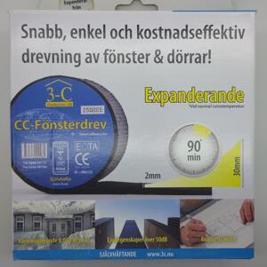 Fönsterdrev 3-C