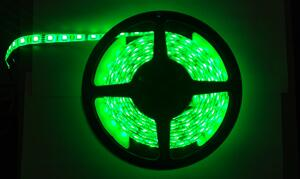 LED List/strip 5050 Grön, IP20