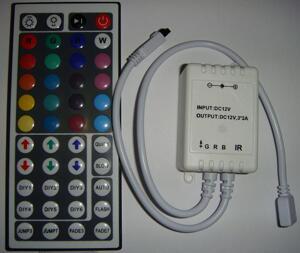 Fjärrkontroll 44 RGB