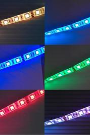 LED List/strip 5050 RGB IP20
