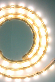 LED List/strip 5050 VarmVit, IP65