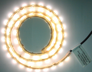 LED List/strip 5050 VarmVit, IP20