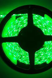 LED List/strip 3528 Grön, IP20