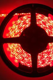 LED List/strip 3528 Röd, IP20